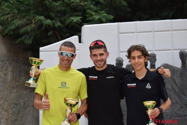 Φωτιάδης και Σημαντράκου νικητές στον 8ο Χορτιάτης Trail Run