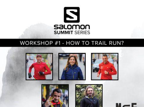 Salomon Summit Series – Workshop #1 – HOW TO TRAIL RUN