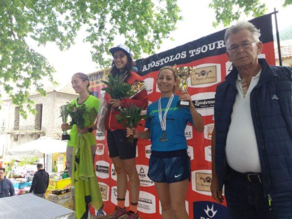 Rupicapra winner women 2018