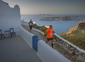 3_Santorini Experience running_by Loukas Hapsis