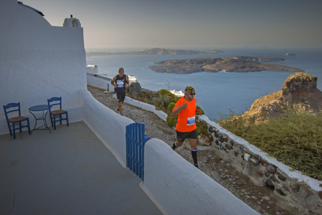 3_Santorini Experience running_by Loukas Hapsis