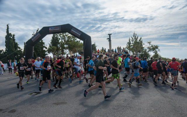 Ορεινοί αγώνες Νότιας Δίκτης 2018