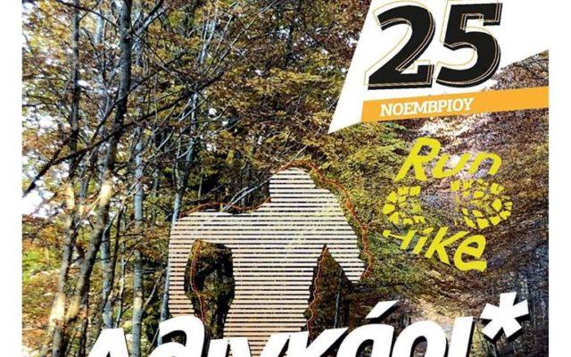 1o Αλιγκαρι RUN- Κυριακή 25 Νοεμβρίου