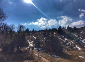 9ος Χορτιάτης Trail Run 2019