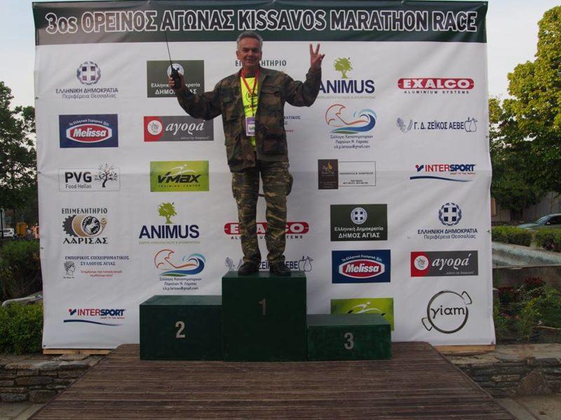 Kissavos Marathon RACE Greenway 2019 Αποτελέσματα2