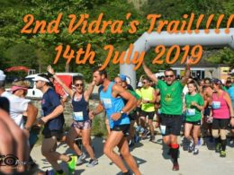 2nd VIDRAS TRAIL