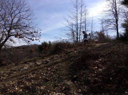 Επετειακού 10ου Χορτιάτης Trail Run